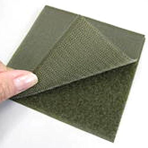 (ネコポス対応)戦人 ODマジックテープオスメスセット(10cmx10cm)|militantonline|02