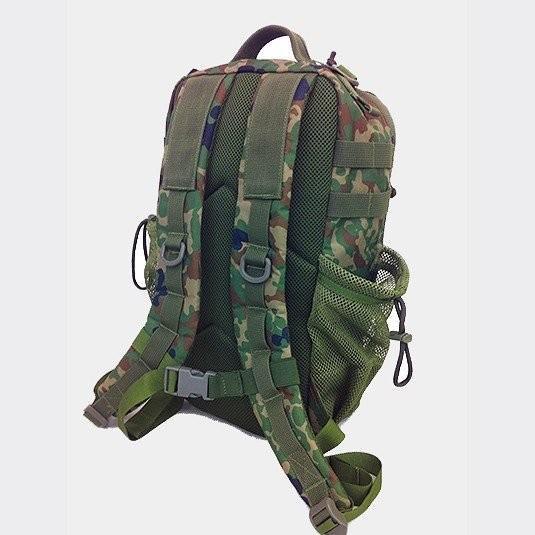 DAY PACK 900デニールナイロン 陸上自衛隊迷彩 リュック バックパック|militantonline|02