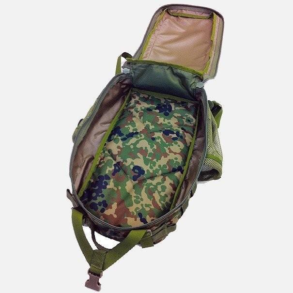 DAY PACK 900デニールナイロン 陸上自衛隊迷彩 リュック バックパック|militantonline|03