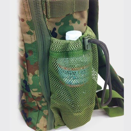 DAY PACK 900デニールナイロン 陸上自衛隊迷彩 リュック バックパック|militantonline|04