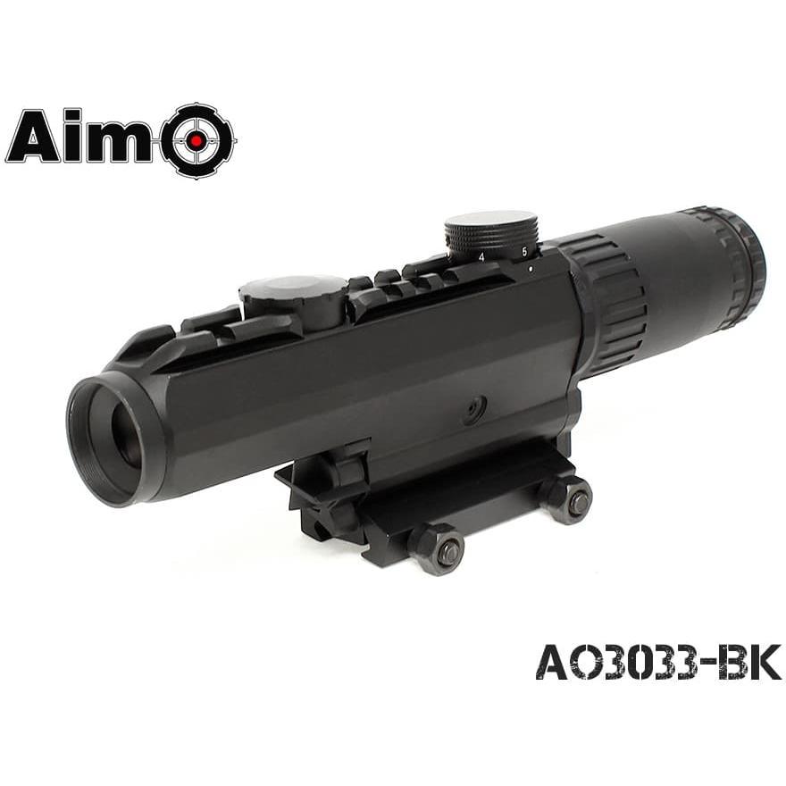 AIM-O 1-3×24 タクティカル スコープ w/20mmレール