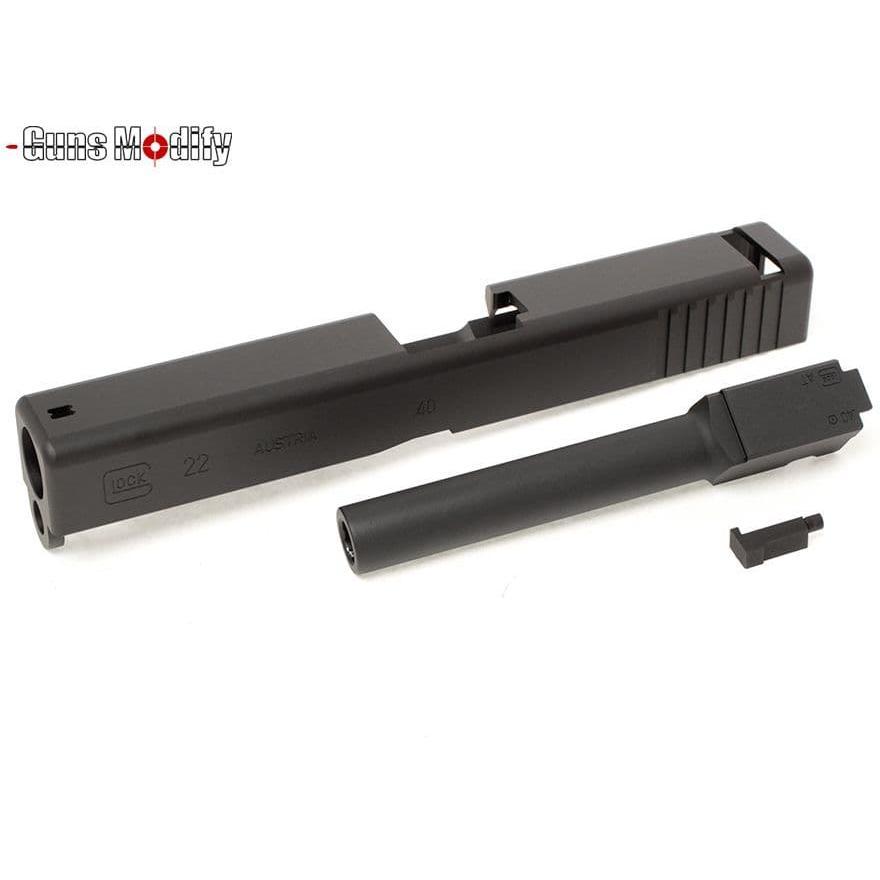 Guns Modify G22 CNC アルミスライド&アウターバレルセット 2016Ver