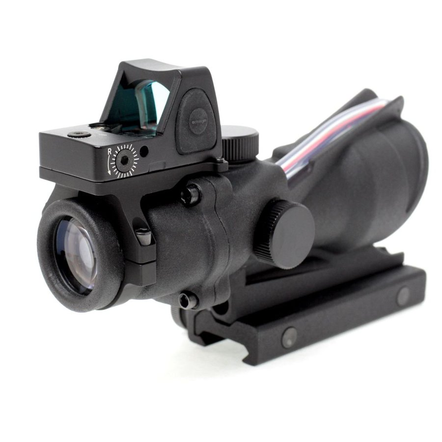 M150 RCO TA31 ECOS COMBO 4×32 タクティカル CQBスコープ(自動調光) militarybase 03