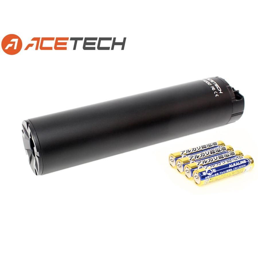 90日保証&日本語取説付 ACETECH AT1000 スーパーシャイン フルオートトレーサー 電池付き