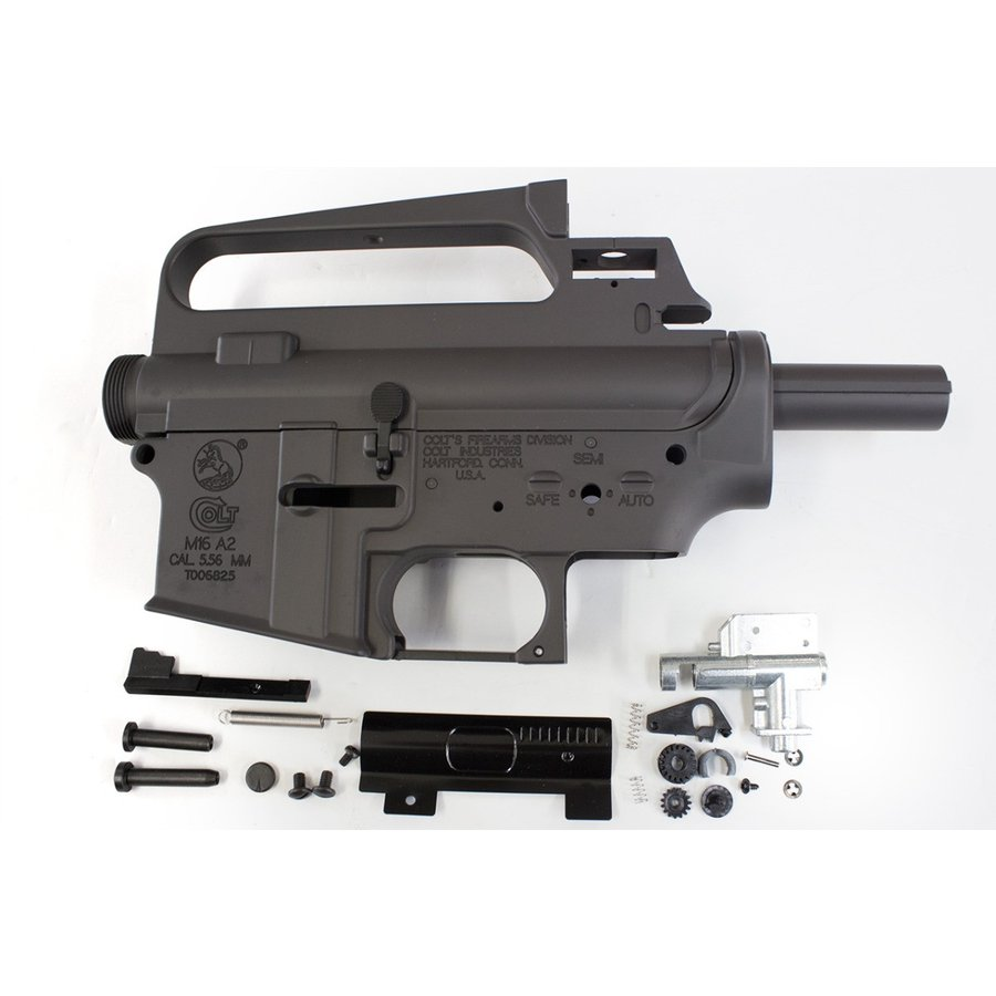 HurricanE 東京マルイ STD電動M4/M16シリーズ COLT 733 メタルフレーム