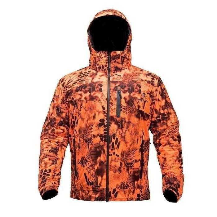 Kryptek クリプテック オリジナル正規品 Aegis Extreme Jacket ジャケット 15AEGJF5 インフェルノ Inferno Lサイズ