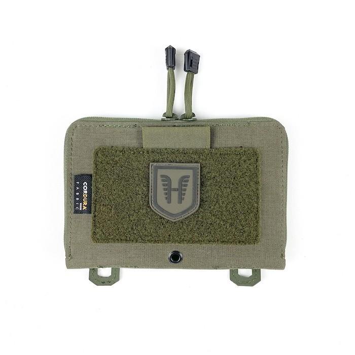 HUSAR Admin 2.0 パネル ポーチ Ranger 緑