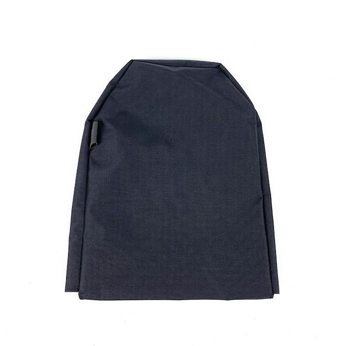 HUSAR ユサール Plate Covers SAPI Mサイズ 黒