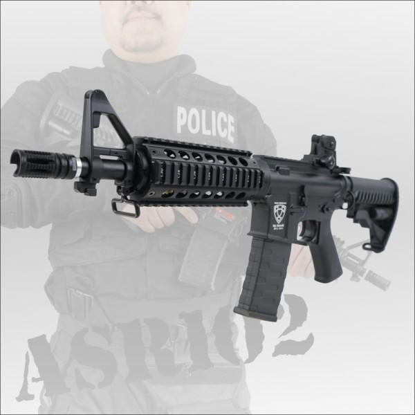 APS コルト M4A1 フルメタルブローバック電動ガン 18歳以上エアガン
