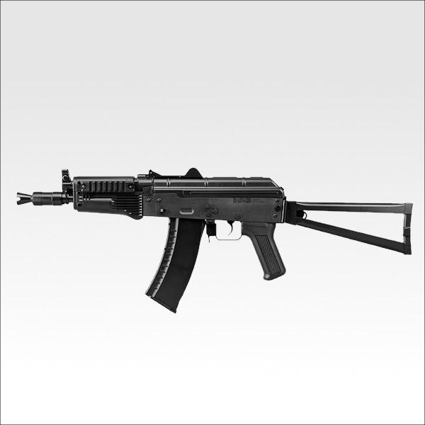 東京マルイ AK74U 機動性と拡張性にすぐれたAK74カスタム