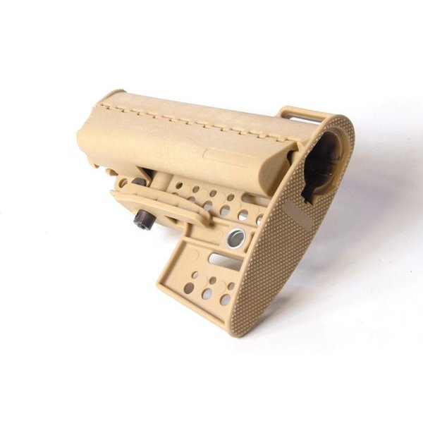 ライラクス F.FACTORY 【PROFIT】M16 リトラクタブルストックVL TAN エアガン エアーガン