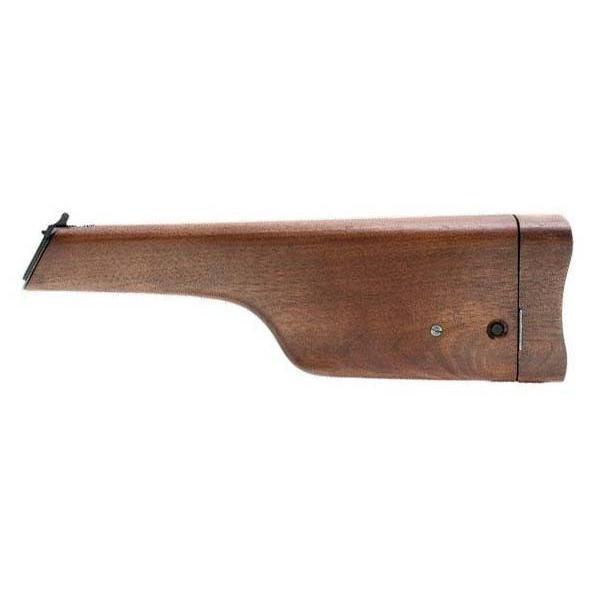 マルシン モーゼルM712・6mm/8mm共用 木製ストックホルスター エアガン エアーガン