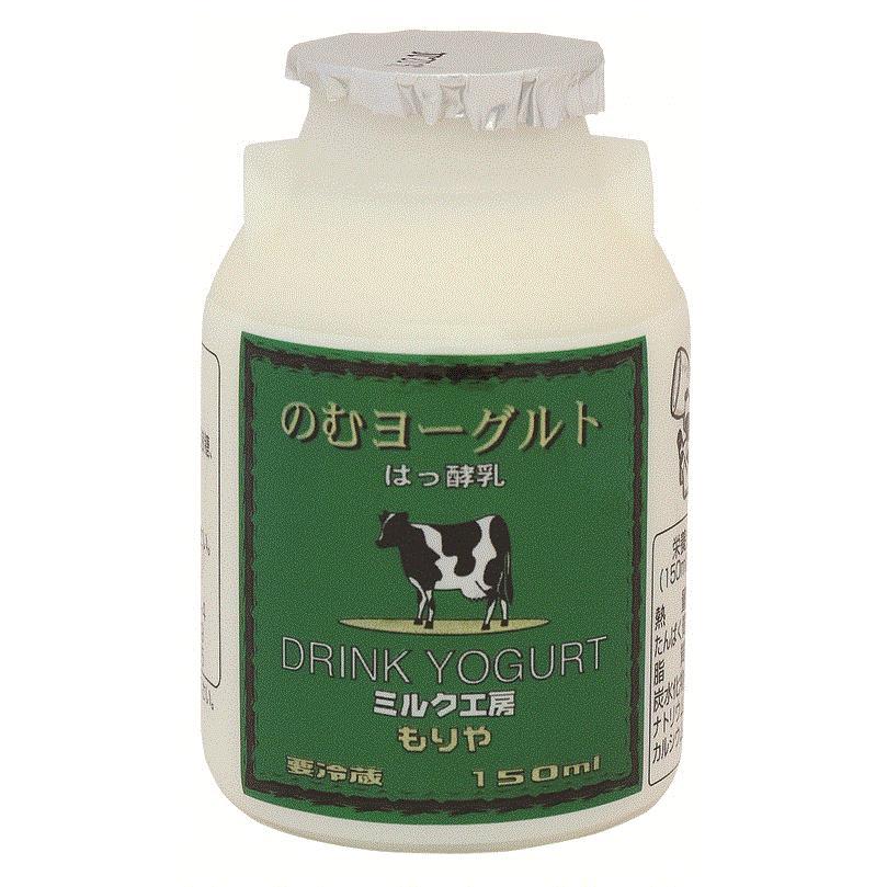 ミルク工房もりや 飲むヨーグルト Gセット 150ml/500ml 各5本 milkkoubou 02