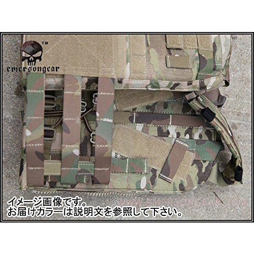 EMERSON製 CPスタイル AVSタクティカルベスト 軽量版 ATFG迷彩|million|05