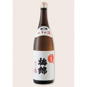 梅錦 吟醸 つうの酒 瓶 日本酒 1800ml