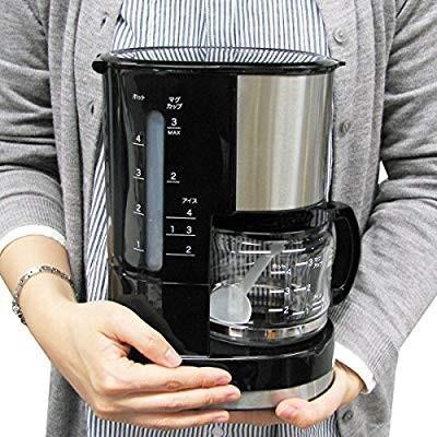 siroca ドリップ式コーヒーメーカー SCM-401メッシュフィルター/ドリップ方式 millioncacao 18