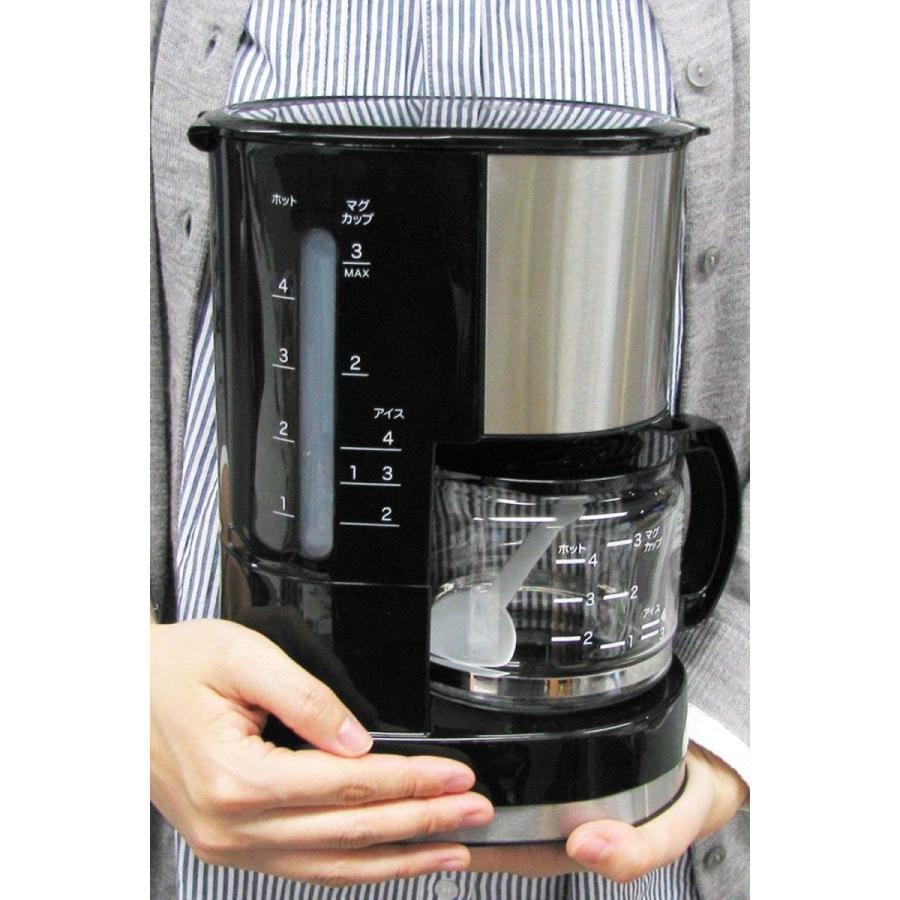 siroca ドリップ式コーヒーメーカー SCM-401メッシュフィルター/ドリップ方式 millioncacao 04
