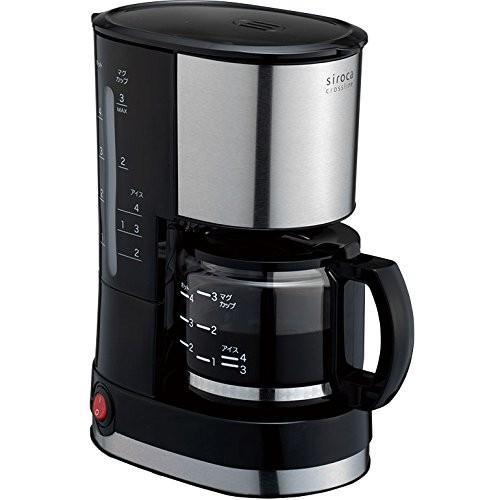 siroca ドリップ式コーヒーメーカー SCM-401メッシュフィルター/ドリップ方式 millioncacao 09