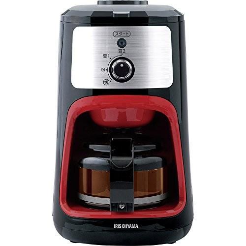 アイリスオーヤマ コーヒーメーカー 全自動 メッシュフィルター付き 1~4杯用 ブラック IAC-A600|millioncacao|14
