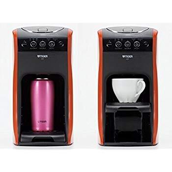タイガー コーヒーメーカー 4杯用 真空 ステンレス サーバー バーミリオン カフェバリエ ACT-B040-DV millioncacao 04