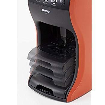 タイガー コーヒーメーカー 4杯用 真空 ステンレス サーバー バーミリオン カフェバリエ ACT-B040-DV millioncacao 05