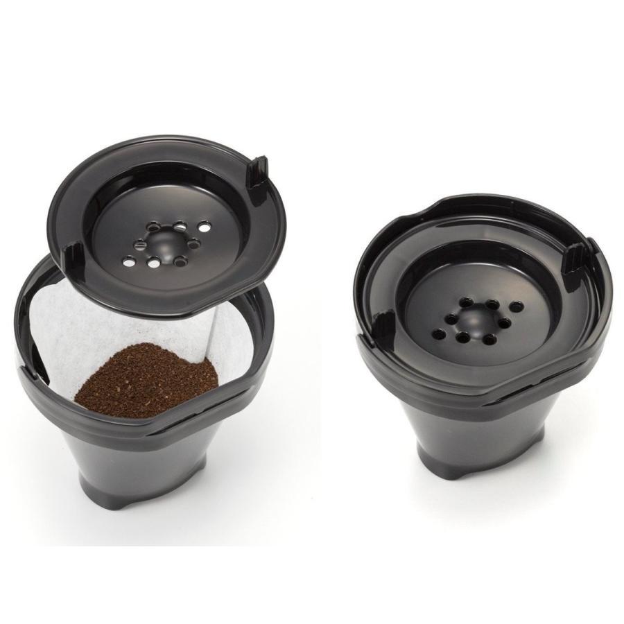 タイガー コーヒーメーカー 4杯用 真空 ステンレス サーバー バーミリオン カフェバリエ ACT-B040-DV millioncacao 06