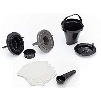 タイガー コーヒーメーカー 4杯用 真空 ステンレス サーバー バーミリオン カフェバリエ ACT-B040-DV millioncacao 07