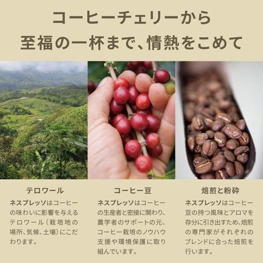 ネスプレッソ コーヒーメーカー イニッシア エアロチーノセット ルビーレッド C40RE-A3B|millioncacao|18