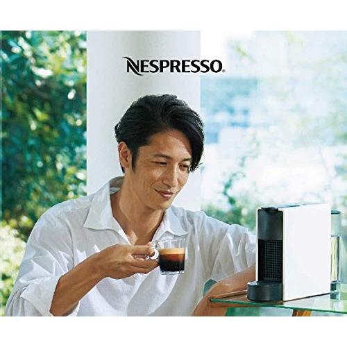 ネスプレッソ コーヒーメーカー イニッシア エアロチーノセット ルビーレッド C40RE-A3B|millioncacao|03