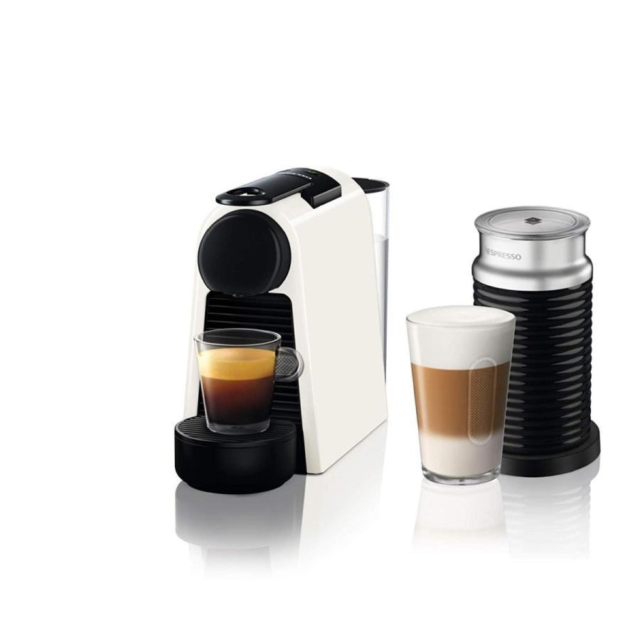 ネスプレッソ コーヒーメーカー エッセンサ ミニ バンドルセット ピュアホワイト D D30WH-A3B-CP|millioncacao|12