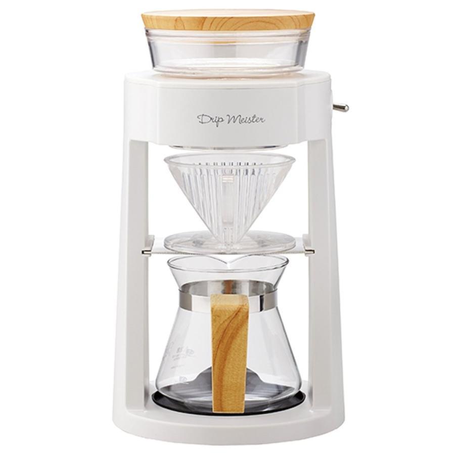APIX 『Drip Meister』 コーヒーメーカー ホワイト ADM-200-WH|millioncacao|11
