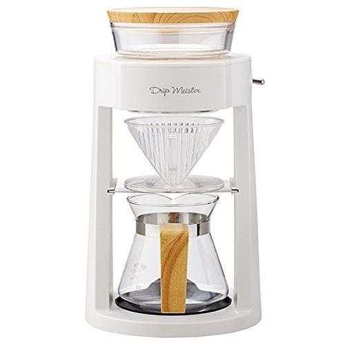 APIX 『Drip Meister』 コーヒーメーカー ホワイト ADM-200-WH|millioncacao|04