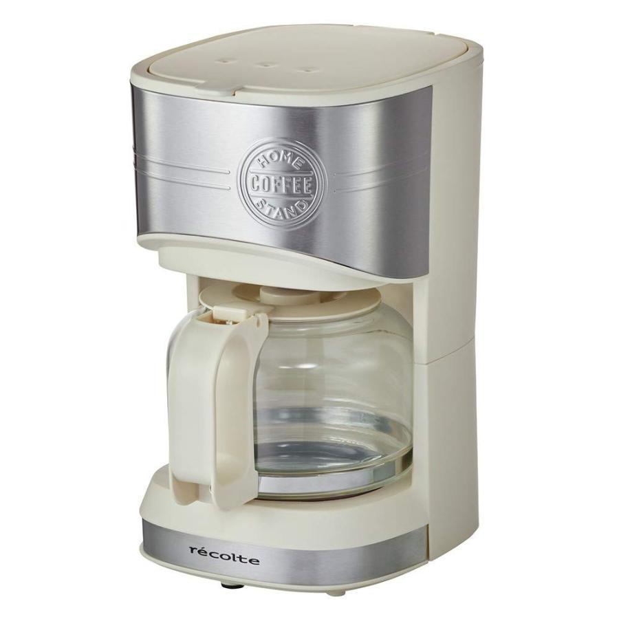 レコルト ホームコーヒースタンド recolte Home Coffee Stand ホワイト/RHCS-1|millioncacao|07