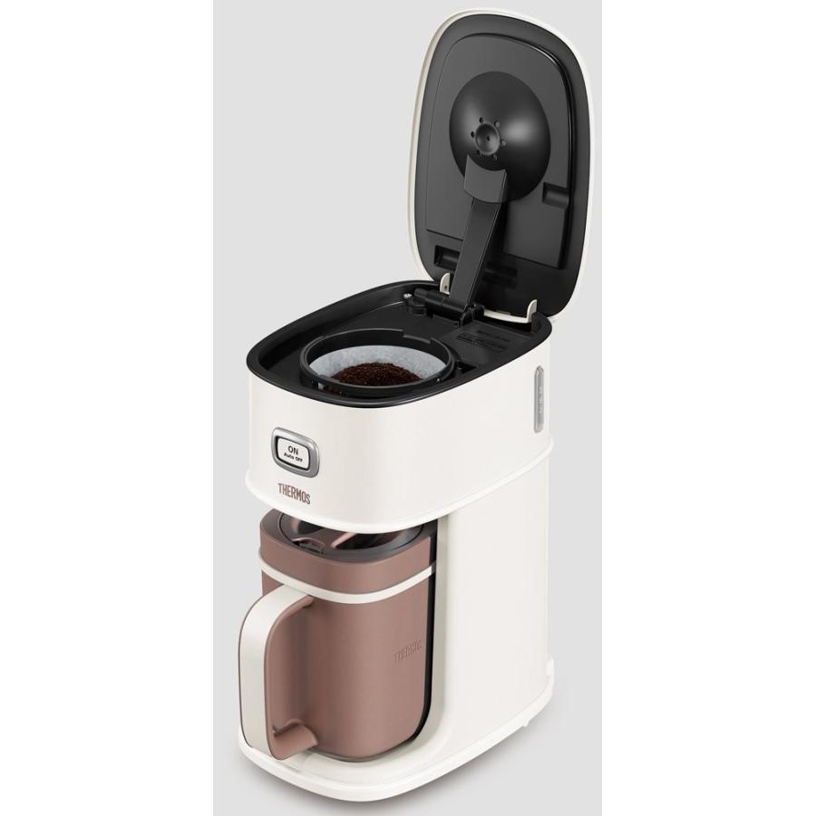 サーモス アイスコーヒーメーカー 0.66L バニラホワイト ECI-660 VWH millioncacao