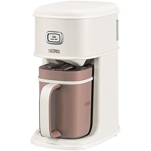 サーモス アイスコーヒーメーカー 0.66L バニラホワイト ECI-660 VWH millioncacao 02