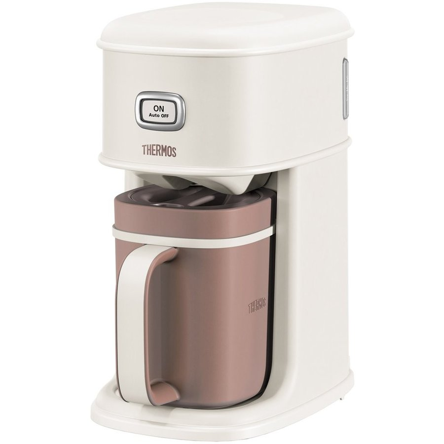 サーモス アイスコーヒーメーカー 0.66L バニラホワイト ECI-660 VWH millioncacao 14