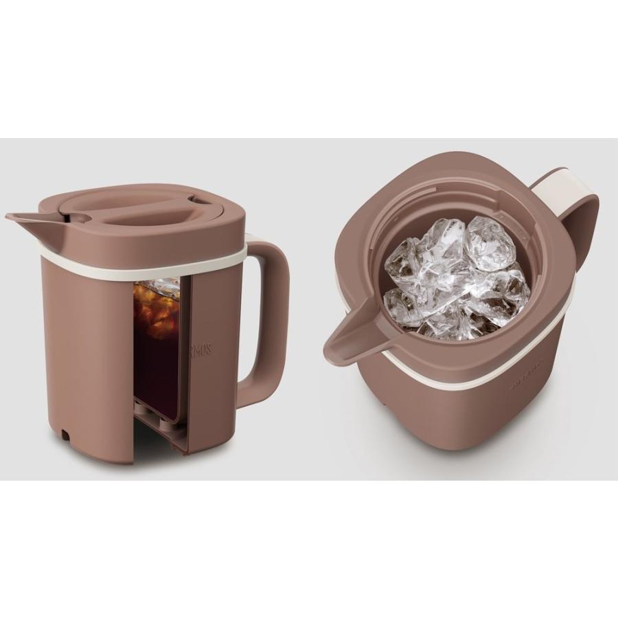 サーモス アイスコーヒーメーカー 0.66L バニラホワイト ECI-660 VWH millioncacao 15