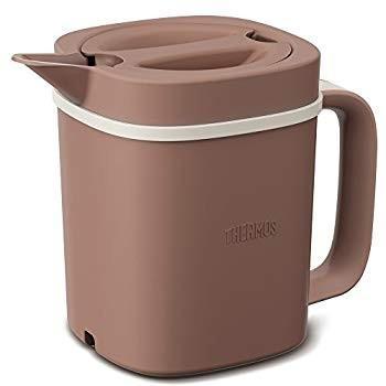 サーモス アイスコーヒーメーカー 0.66L バニラホワイト ECI-660 VWH millioncacao 17
