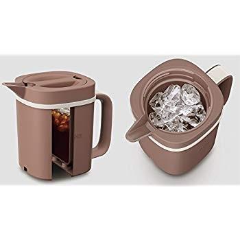 サーモス アイスコーヒーメーカー 0.66L バニラホワイト ECI-660 VWH millioncacao 04