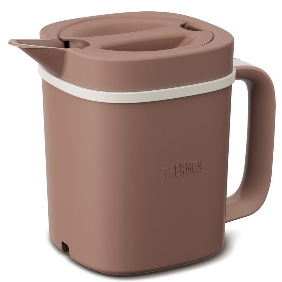 サーモス アイスコーヒーメーカー 0.66L バニラホワイト ECI-660 VWH millioncacao 10