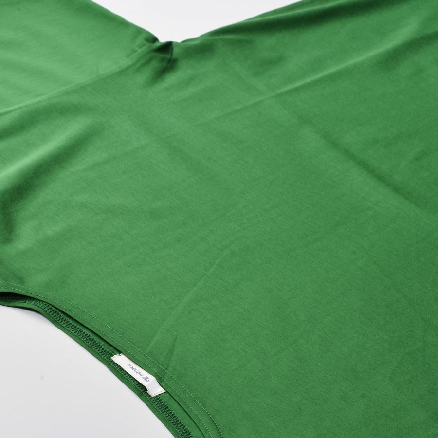 送料無料 ボートネック 肩落ち ボリュームプルオーバー32シルケット天竺 Tシャツ (メール便発送)|mimaca|03