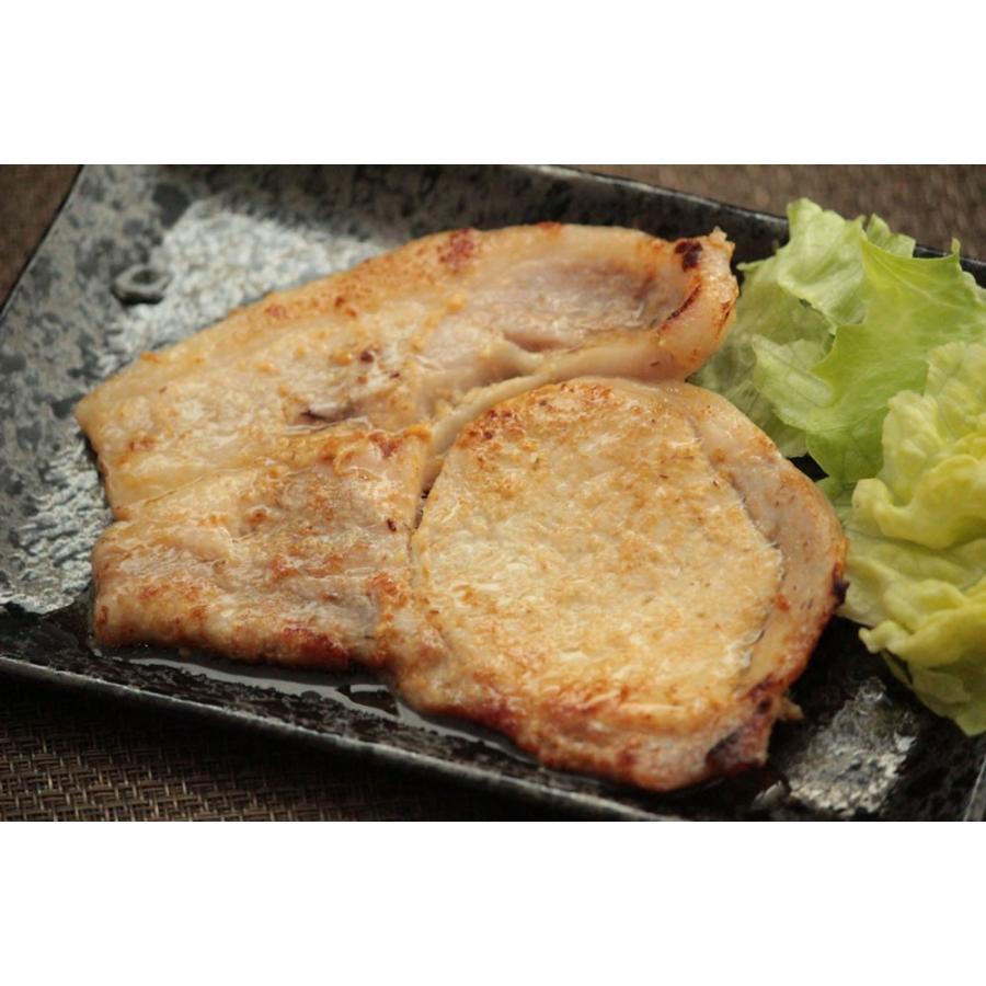 お芋豚のどぶろく味噌漬け|mimatan|04