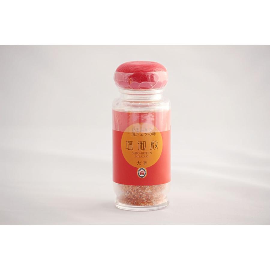 塩御殿(大辛)大瓶80g mimatan