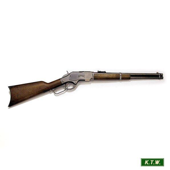K.T.W エアーコッキングショットガン ウィンチェスターM1873カービン 対象年齢18歳以上