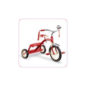 ラジオフライヤー Classic 赤 Tricycle (12