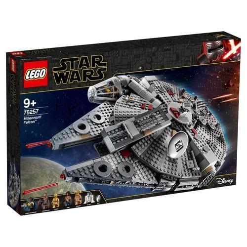 レゴ LEGO 75257 スター・ウォーズミレニアム・ファルコン