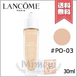 【送料無料】LANCOME ランコム タン ミラク リキッド #PO-03 SPF25 PA+++ 30ml|mimori