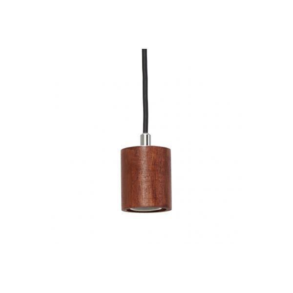 ポイント15倍(まとめ)ウッドヌードペンダントライト(ダクトレール用) シリンダー ダークウッド 電球なし(1灯) 電球なし(1灯) 電球なし(1灯) ヤザワ Y07ICLX60X04DW〔×2セッ...送料無料 19c
