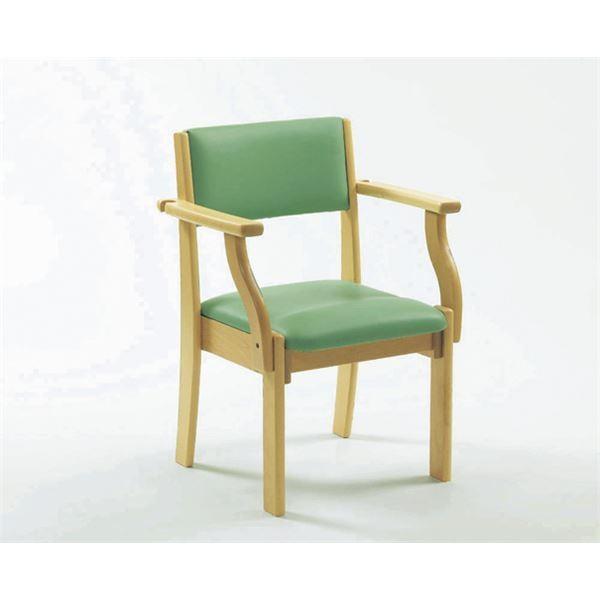 ポイント15倍ピジョン 椅子 椅子 ミールチェアML11 座面高38cmライトグリーン 201910BF送料無料