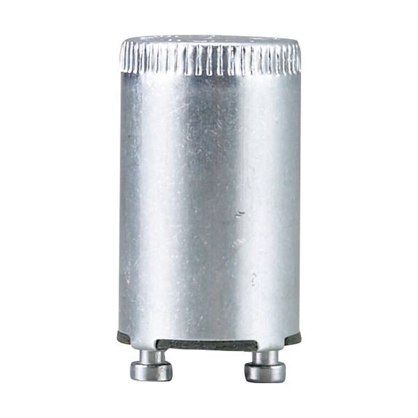 ポイント15倍(まとめ) マクサー電機 マクサー電機 グロースタータ 40W形用 P21口金 FG-4PC 1セット(25個) 〔×2セット〕送料無料
